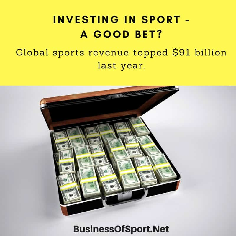 Investing In Sport - BusinessOfSport.Net